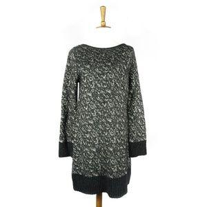 Rag & Bone Scarlett long sleeve knit sweater dress